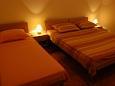 Seget Vranjica, Bedroom 2 u smještaju tipa apartment, dopusteni kucni ljubimci i WIFI.