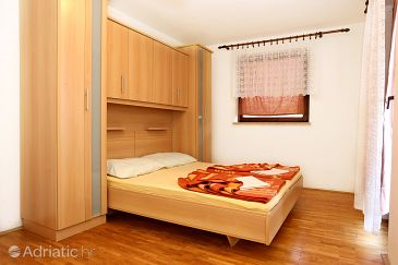 Trpanj, Bedroom u smještaju tipa room, dostupna klima, dopusteni kucni ljubimci i WIFI.