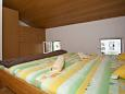 Bedroom 1 - Apartment A-2588-a - Apartments Promajna (Makarska) - 2588