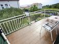 Terrace - Apartment A-2588-b - Apartments Promajna (Makarska) - 2588
