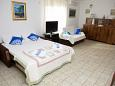 Living room - Apartment A-2588-c - Apartments Promajna (Makarska) - 2588