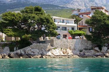 Property Promajna (Makarska) - Accommodation 2592 - Apartments near sea.
