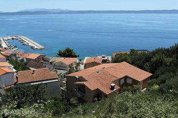 Property Podgora (Makarska) - Accommodation 2594 - Apartments near sea with pebble beach.