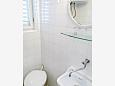 Toilet - Apartment A-2596-a - Apartments Podgora (Makarska) - 2596