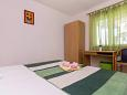 Bedroom 3 - Apartment A-2596-a - Apartments Podgora (Makarska) - 2596
