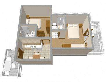 Apartment A-260-a - Apartments Viganj (Pelješac) - 260