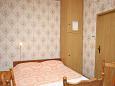 Bedroom - Room S-2603-a - Apartments and Rooms Živogošće - Mala Duba (Makarska) - 2603