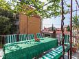 Terrace - Apartment A-2604-b - Apartments Podgora (Makarska) - 2604