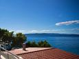 Balcony - view - Studio flat AS-2605-a - Apartments Promajna (Makarska) - 2605