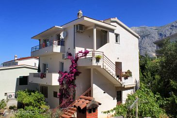 Property Promajna (Makarska) - Accommodation 2605 - Apartments near sea.