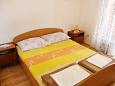 Bedroom 2 - Apartment A-2612-c - Apartments Podaca (Makarska) - 2612