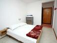 Dormitor - Garsonieră AS-2613-a - Apartamente și camere Podaca (Makarska) - 2613