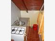 Kitchen - Studio flat AS-2613-c - Apartments and Rooms Podaca (Makarska) - 2613