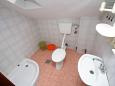 Bathroom - Studio flat AS-2613-c - Apartments and Rooms Podaca (Makarska) - 2613