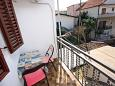 Balcony - Room S-2613-f - Apartments and Rooms Podaca (Makarska) - 2613