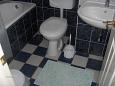 Podgora, Bathroom u smještaju tipa studio-apartment, WIFI.