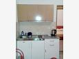 Kitchen - Studio flat AS-2617-e - Apartments Podaca (Makarska) - 2617