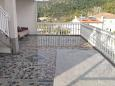 Terrace - Apartment A-2618-b - Apartments Podaca (Makarska) - 2618
