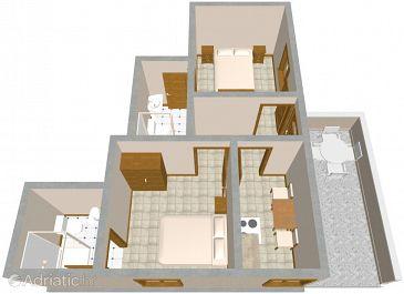 Apartment A-262-a - Apartments Mirca (Pelješac) - 262