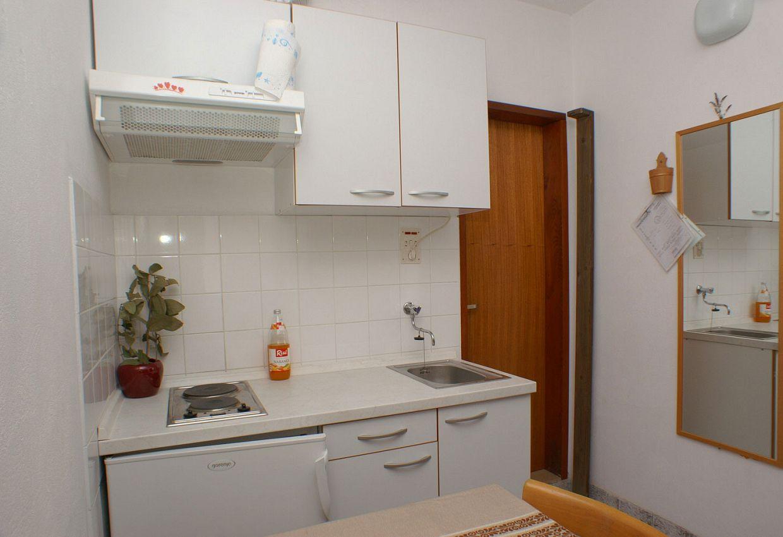 Apartmány s parkoviskom v meste Podaca - 2621
