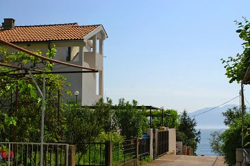 Podaca, Makarska, Property 2621 - Apartments blizu mora with pebble beach.