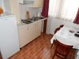 Dining room - Studio flat AS-2630-a - Apartments Makarska (Makarska) - 2630