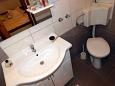 Bathroom - Studio flat AS-2630-a - Apartments Makarska (Makarska) - 2630
