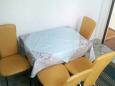 Dining room - Apartment A-2631-a - Apartments Podaca (Makarska) - 2631