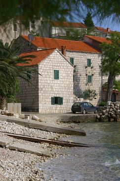Property Podaca (Makarska) - Accommodation 2647 - Apartments near sea with pebble beach.