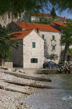 Obiekt Podaca (Makarska) - Zakwaterowanie 2647 - Apartamenty blisko morza ze żwirową plażą.