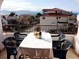 Balcony 1 - Apartment A-2648-b - Apartments Zaostrog (Makarska) - 2648