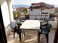 Balcony 1 - Apartment A-2648-c - Apartments Zaostrog (Makarska) - 2648