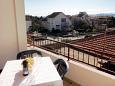 Terrace - view - Apartment A-2648-e - Apartments Zaostrog (Makarska) - 2648