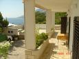 Terrace - Apartment A-2653-a - Apartments Brela (Makarska) - 2653