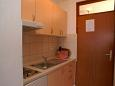 Kitchen - Studio flat AS-2653-a - Apartments Brela (Makarska) - 2653