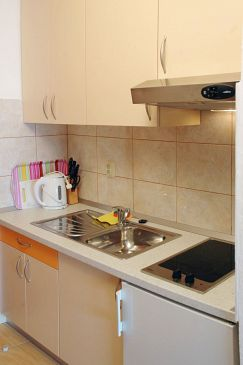 Studio flat AS-2653-b - Apartments Brela (Makarska) - 2653