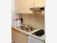 Kitchen - Studio flat AS-2653-b - Apartments Brela (Makarska) - 2653