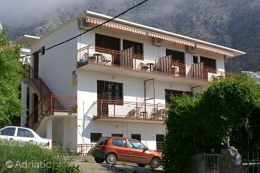 Property Igrane (Makarska) - Accommodation 2655 - Apartments and Rooms near sea with pebble beach.