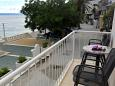Balcony - Apartment A-2657-a - Apartments Podgora (Makarska) - 2657