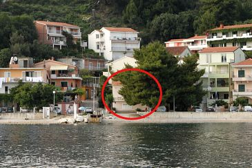 Property Podgora (Makarska) - Accommodation 2657 - Apartments near sea with pebble beach.