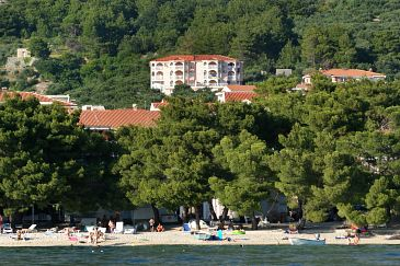 Property Tučepi (Makarska) - Accommodation 2658 - Apartments with pebble beach.