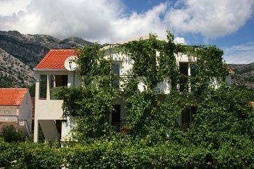 Obiekt Orebić (Pelješac) - Zakwaterowanie 266 - Apartamenty z piaszczystą plażą.