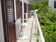 Balcony - Room S-2662-a - Apartments and Rooms Zaostrog (Makarska) - 2662