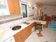Kitchen - Studio flat AS-2663-a - Apartments Zaostrog (Makarska) - 2663