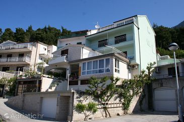 Property Brela (Makarska) - Accommodation 2664 - Apartments and Rooms with pebble beach.