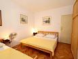 Bratuš, Bedroom u smještaju tipa apartment, WIFI.