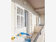 Balcony 2 - Apartment A-2677-b - Apartments Tučepi (Makarska) - 2677