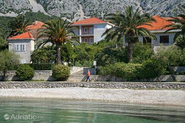 Property Orebić (Pelješac) - Accommodation 269 - Apartments near sea with pebble beach.
