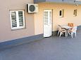 Terrace - Studio flat AS-2692-c - Apartments Makarska (Makarska) - 2692
