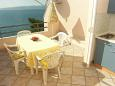 Terrace - Apartment A-2696-b - Apartments Bratuš (Makarska) - 2696